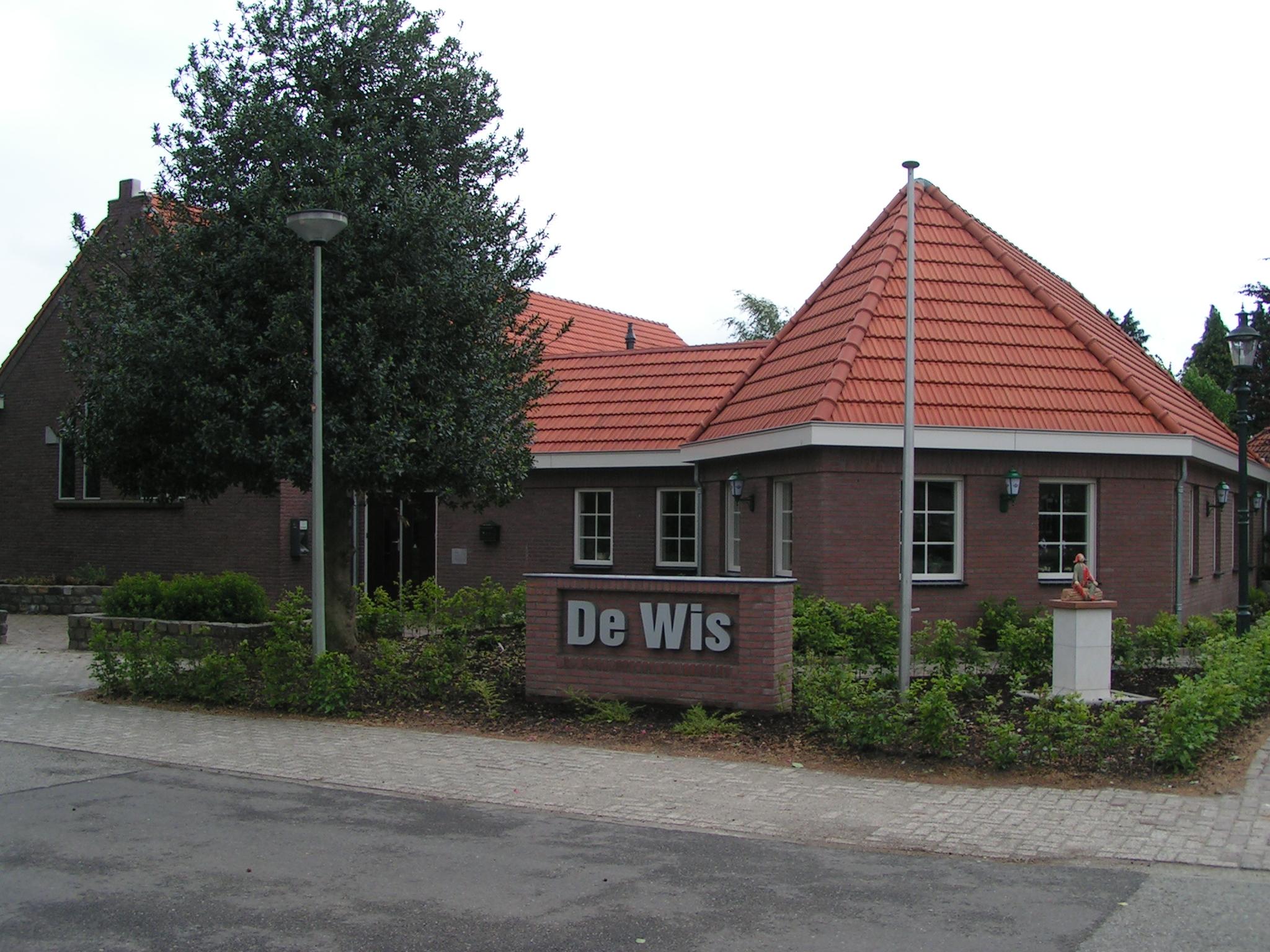 Gemeenschapshuis De Wis in Castenray (gem. Venray)