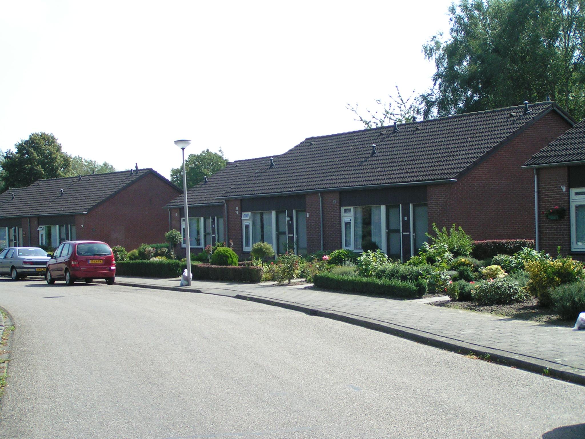 Seniorenwoningen in Hegelsom (gem. Horst a/d Maas)