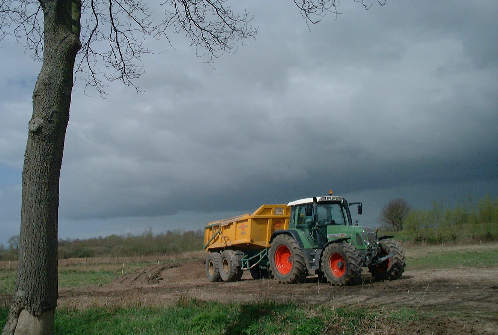 Zwaar weer voor Nederlandse landbouw